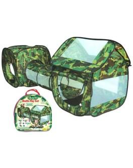 Палатка военная с тоннелем - mpl M 2504