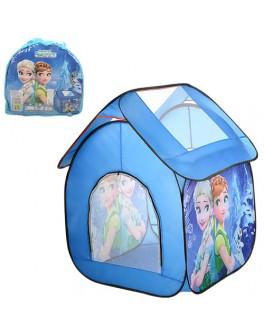 Детская палатка домик Холодное сердце M 3096