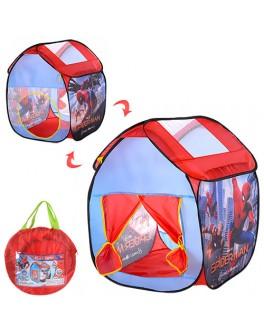Палатка игровая домик Спайдермен M 3740