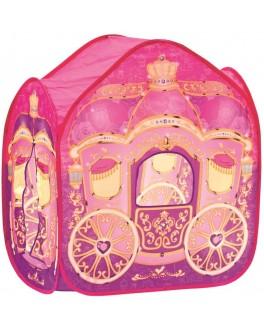 Детская палатка Карета для принцессы - bin 82814