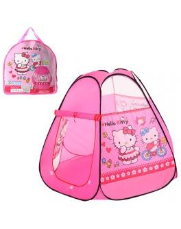 Палатка пирамида Hello Kitty M 3738