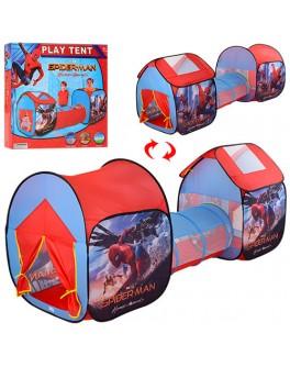 Палатка с тоннелем Человек паук M 3763 - mpl M 3763