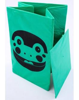 Ящик для игрушек маленький, 25х25х38 см - ves 688012