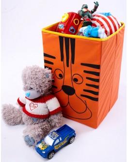 Ящик для игрушек средний, 30х30х45 см - ves 687015
