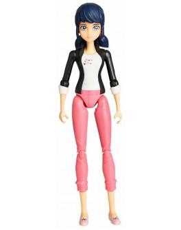 Кукла Леди Баг и Супер-Кот - Мариннет с аксессуарами, 14 см