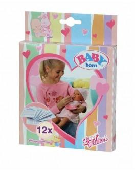Каша для куклы BABY BORN (12 пакетиков) - KDS 779170