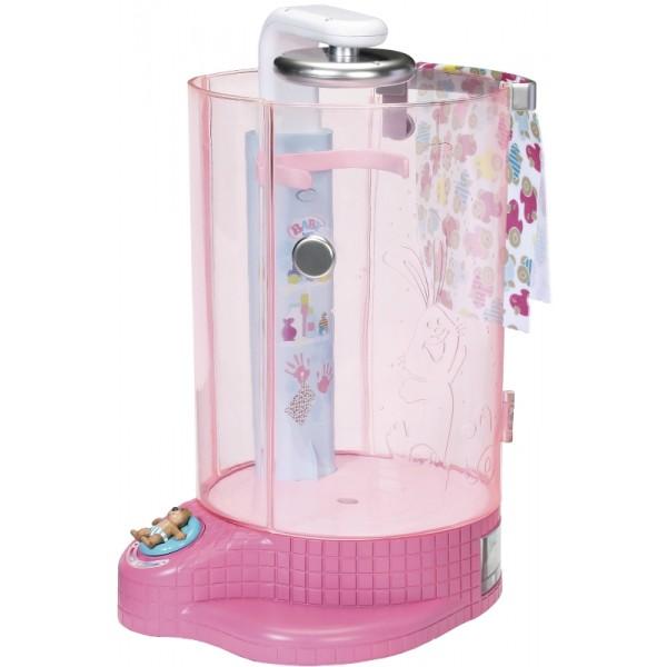 душевая кабинка для куклы, Zapf
