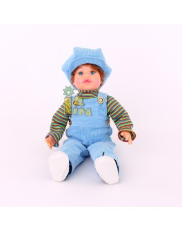 """Мягконабивная кукла """"Ванечка"""", 47см - alb В140/1"""