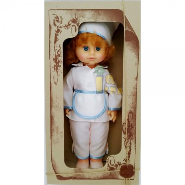 "фото Кукла ""МИЛАНА ПОВАР"", 40 см - alb b206"