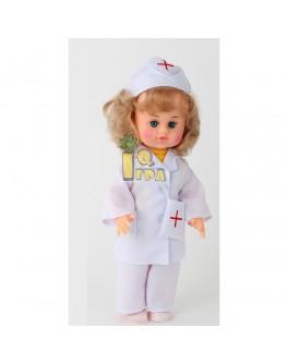 """Кукла """"МИЛАНА ДОКТОР"""", 40 см - alb В207"""