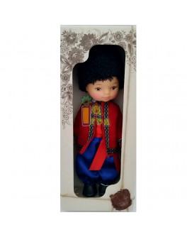 Кукла Украинец в свитке, 35 см - alb B220/3