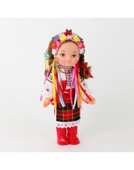 Кукла Украинка в вышиванке, 35 см - alb B223/2
