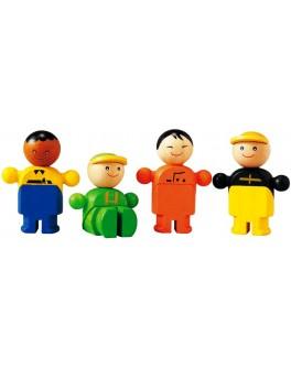 Деревянная игрушка Ремесленники Plan Toys (6040)