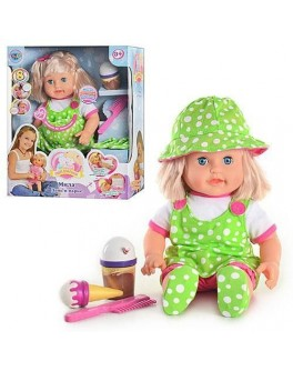 Интерактивная кукла Мила - день в парке