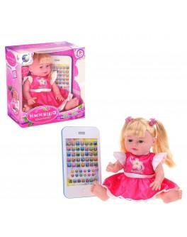 Интерактивная кукла Умняша с планшетом (1091676-7R/60884BL-LS-R) - mpl 1091676-7R/60884BL-LS-R