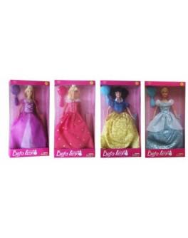 Кукла Defa Lucy Принцесса с расчёской (8261)