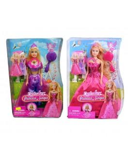 Кукла Defa Lucy Поющая принцесса (8265)