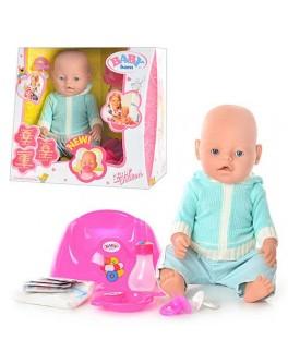 КУКЛА BABY BORN в зимнем 8001-d