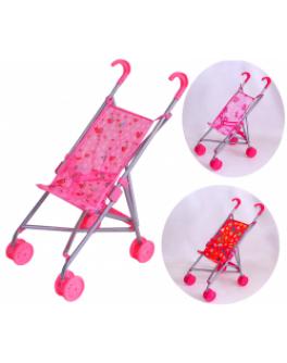 Коляска для кукол трость с поворотными колесами 9302 - mpl 9302