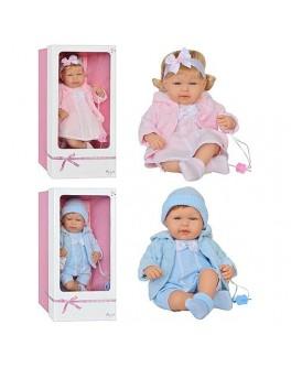 Кукла-малыш, ручная работа, мальчик / девочка, ARIAS Испания - Arias 65092