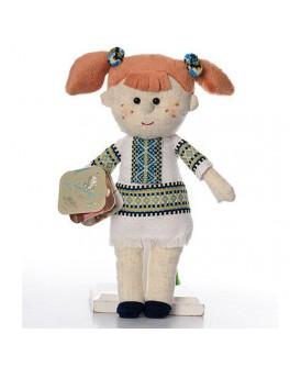 Девушка-Украиночка, 32 см - mpl dukr