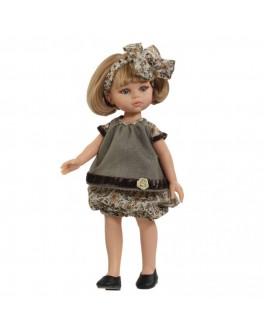 Кукла Карла со стрижкой каре Paola Reina (04578) подружки-модницы 32 см
