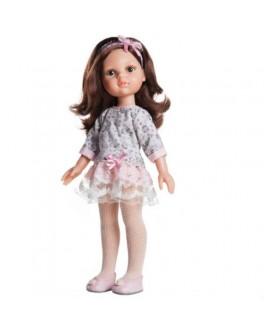 Кукла Кэрол в нежно-розовом без челки Paola Reina подружки-модницы 32 см (04502) Паола Рейна