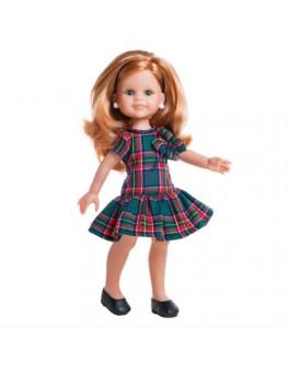 Кукла Клэр в клетчатом платье Paola Reina подружки-модницы 32 см (04505) Паола Рейна