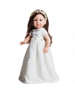 Кукла Норма в белом платье Paola Reina (06041) 40 см Паола Рейна