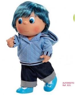 Кукла Альфонсито, 40 см (831) Paola Reina - kklab 831