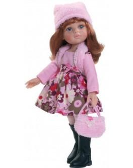 Кукла Кристи с сумкой, 32 см (04541) Paola Reina - kklab 04541