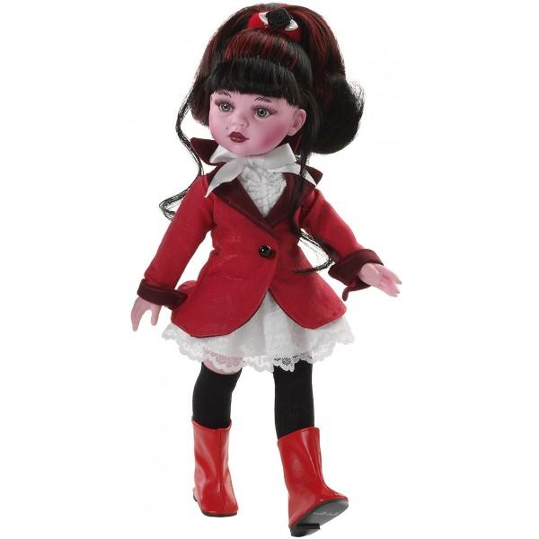 фото Кукла Монстрик красный, 32 см (04690) Paola Reina - kklab 04690