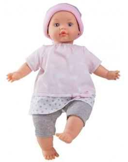 Кукла Paola Reina Адриана с мягким телом в розовом 32 см (07139) - kklab 07139