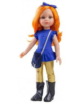 Кукла Paola Reina Карина с оранжевыми волосами 32 см (04511) - kklab 04511