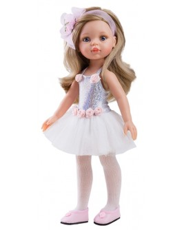 Кукла Paola Reina Карла балерина 32 см (04447) - kklab 04447