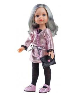 Кукла Paola Reina Керол с серыми волосами 32 см (04515) - kklab 04515