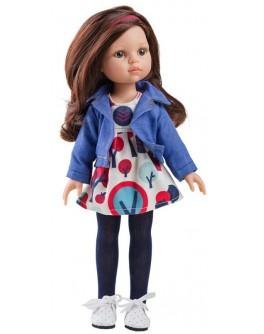 Кукла Paola Reina Кэрол в ярком сарафане 32 см (04412) - kklab 04412