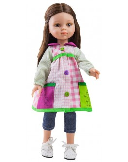 Кукла Paola Reina Кэрол воспитательница 32 см (04653) - kklab 04653