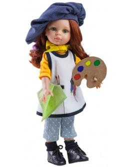 Кукла Paola Reina Кристи художница 32 см (04652) - kklab 04652