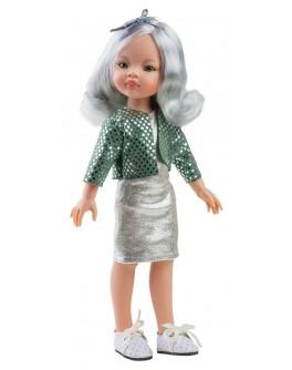 Кукла Paola Reina Маника с серыми волосами 32 см (04516) - kklab 04516