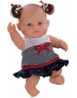 Кукла-пупс девочка, 22 см (01112) Paola Reina - kklab 01112