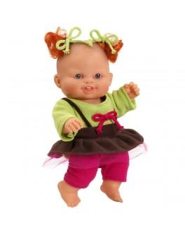 Кукла-пупс девочка осень-зима (01118) Paola Reina - kklab 01118