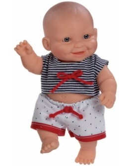 Кукла-пупс мальчик, 22 см (01107) Paola Reina - kklab 01107