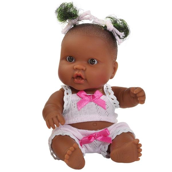 фото Кукла-пупс мулатка 22 см (21104) Paola Reina - kklab 21104