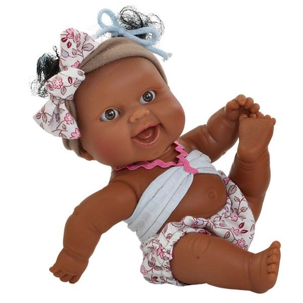 Кукла-пупс мулатка 22 см (21108) Paola Reina - kklab 21108
