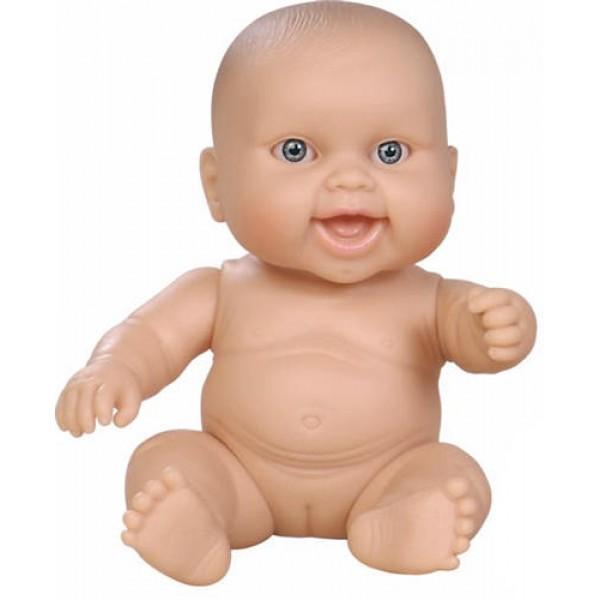 фото Кукла-пупс Девочка европейка без одежды Paola Reina, 22 см - kklab 31013