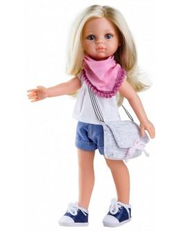 Кукла Paola Reina Клаудия с сумочкой 32 см (04441) - kklab 04441