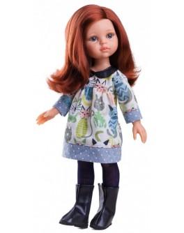 Кукла Paola Reina Кристи в голубом 32 см (04646) - kklab 04646