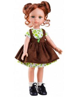 Кукла Paola Reina Кристи в сарафане 32 см (04442) - kklab 04442