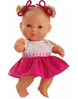 Кукла-пупс Яна в розовом Paola Reina, 22 см